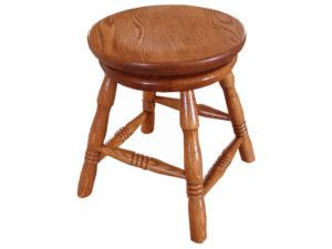 17 Inch Swivel Bar Stool