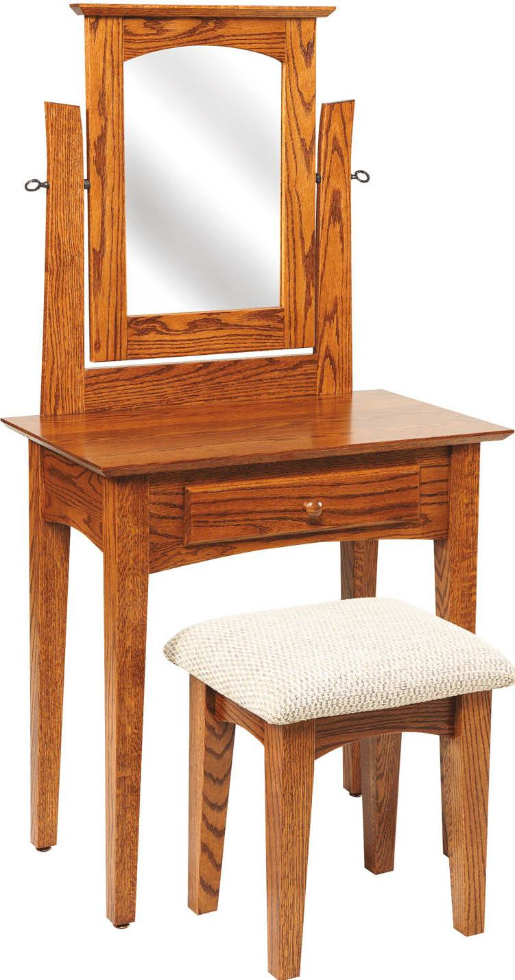 29 1/2 inch Shaker Dressing Table