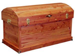 32 Inch All Cedar Trunk