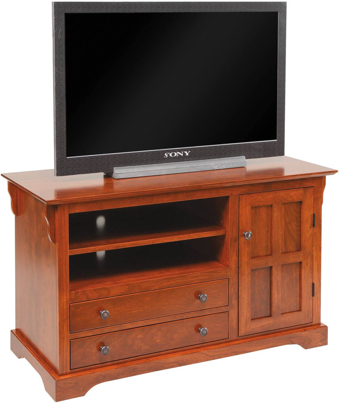 45 1/2 inch Mission Hills T.V. Stand