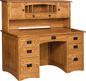 56 Inch Flat Top Desk