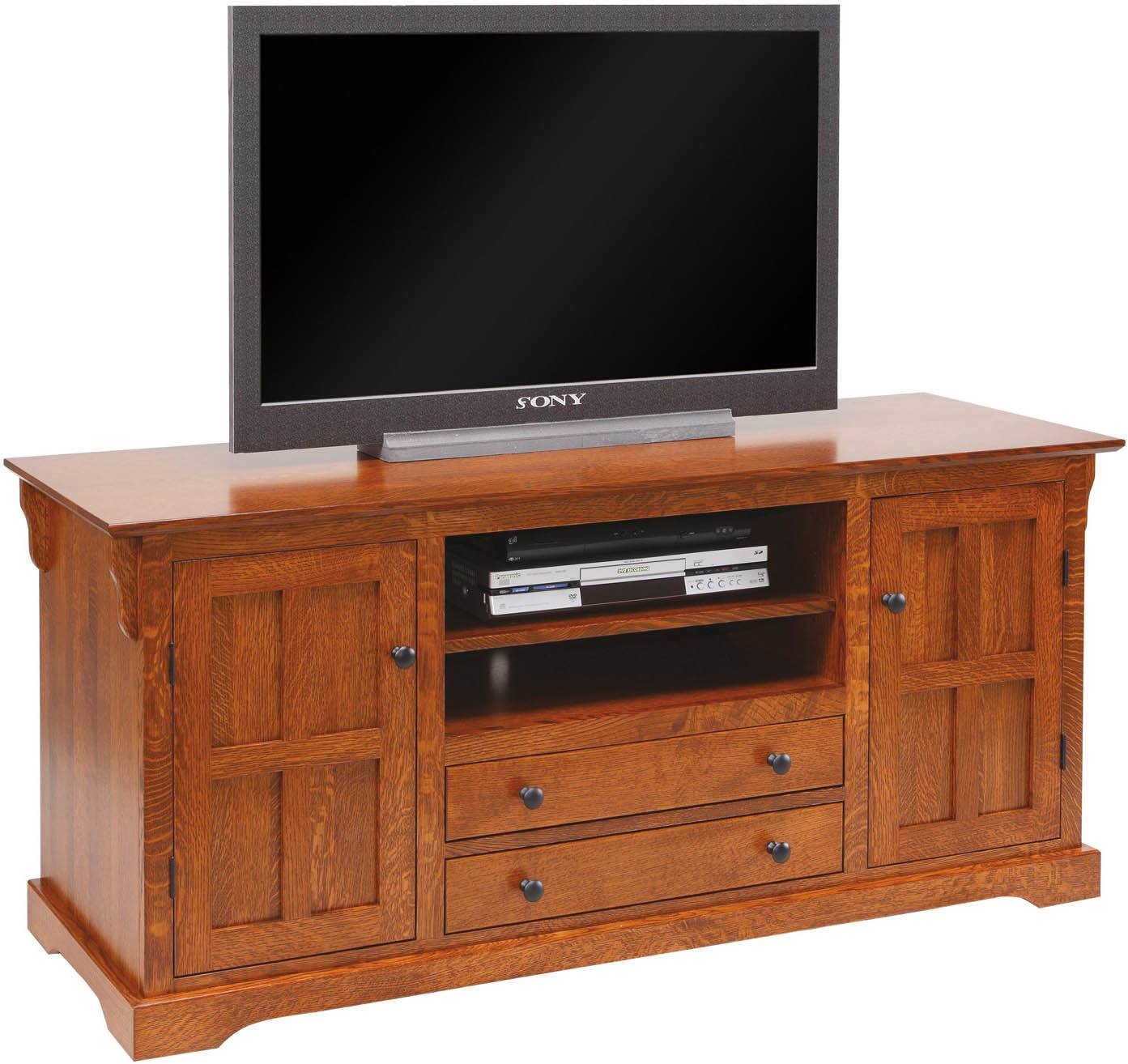 60 inch Mission Hills T.V. Stand