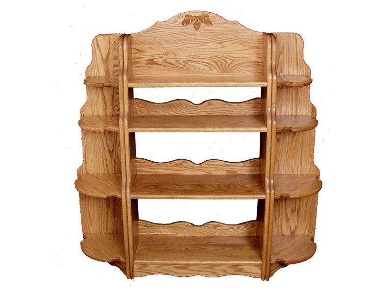 Acorn Bookcase and Corner Bookcases