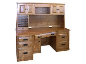 Addison Oak Desk