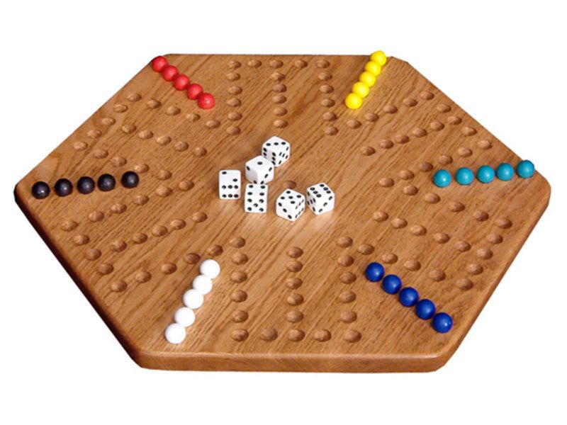 Aggravation Game Four-Six Players