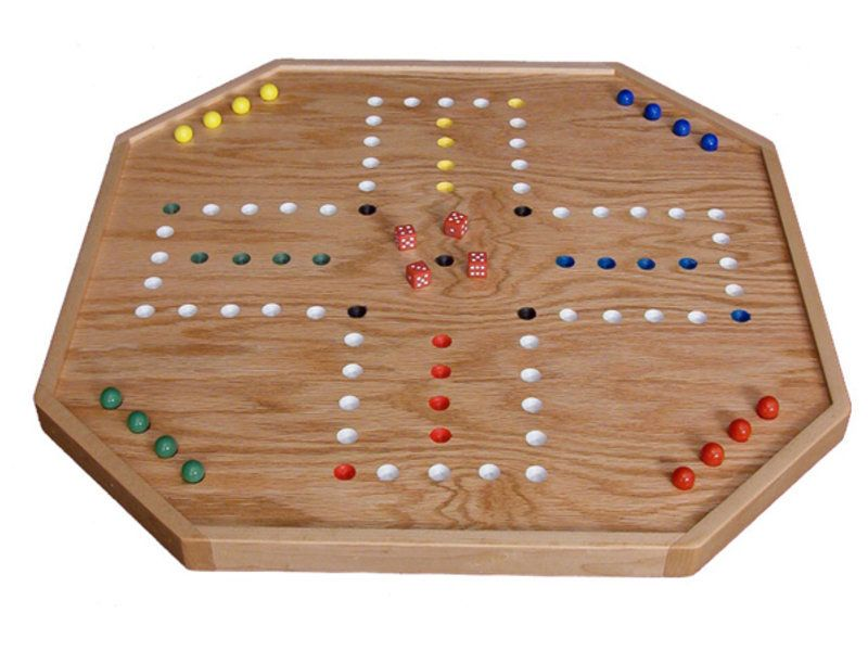 Aggravation Game Large Four-Six Players