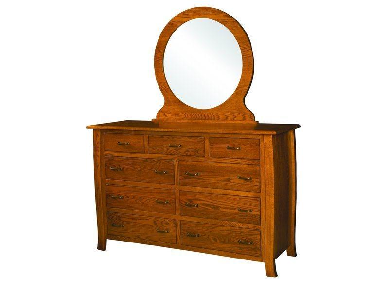 Batavia 9 Drawer Dresser