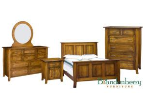 Batavia Large Bedroom Set