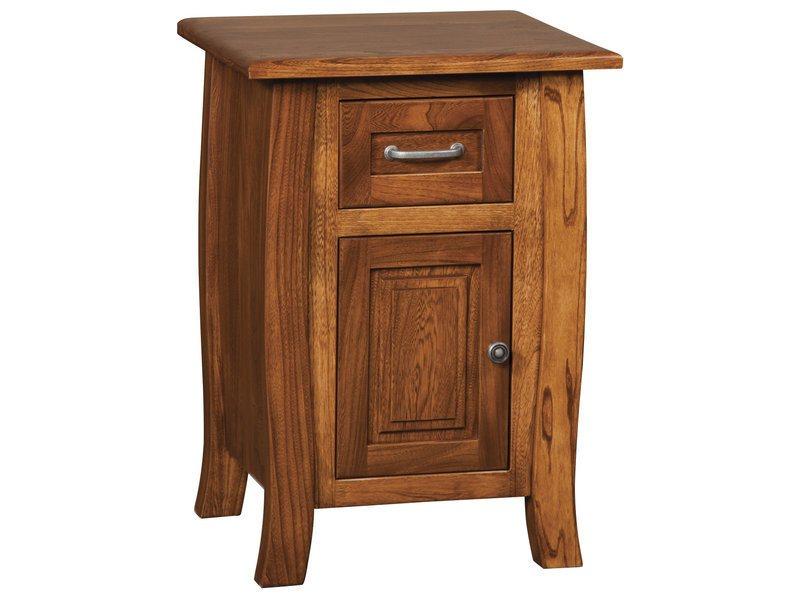Batavia One Drawer, One Door Nightstand