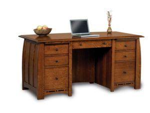 Boulder Creek Executive Desk