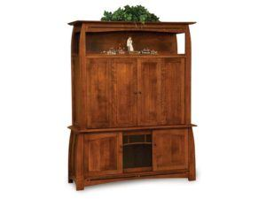 Boulder Creek Five Door LCD Cabinet