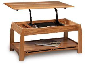Boulder Creek Lift Top Coffee Table