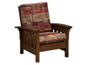 Amish Bow Arm Chair