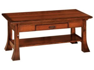 Breckenridge Open Coffee Table