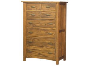 Brooklyn Mission Eight Drawer Chest