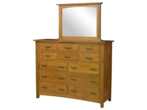 Brooklyn Mission Twelve Drawer Dresser