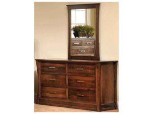 Carlisle Children's Dresser with Mirror