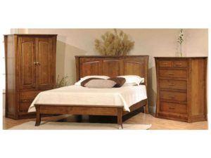 Carlisle Children's Panel Bed