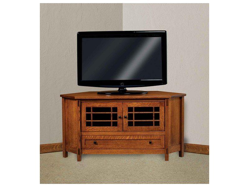 Centennial Two Door Corner TV Stand