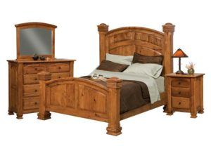 Charleston Collection Bedroom Set