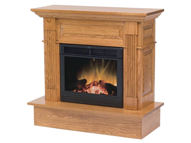 Charleston Fireplace