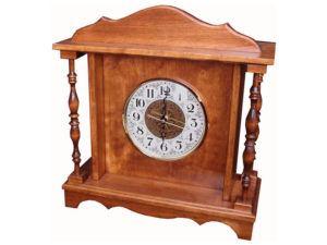 Cherry Mantle Clock