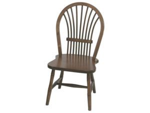 Child's Wood Sheaf Chair
