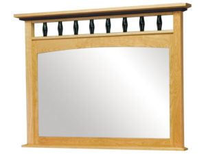Classic Shaker Dowel Mirror