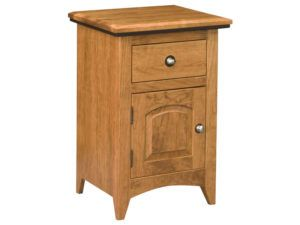 Classic Shaker Nightstand with Door