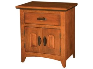 Classic Shaker Nightstand with Doors