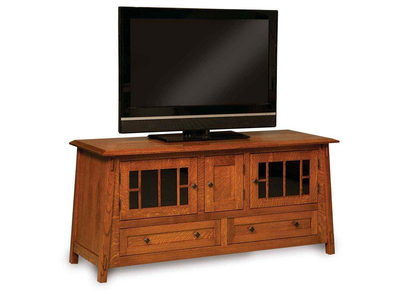 Colbran Three Door, Two Drawer TV Stand