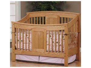 Convertible Cottage Crib