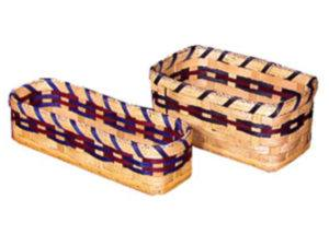 Cookie and Cracker Baskets