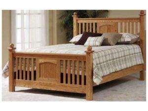 Cottage Children's Slat Bed