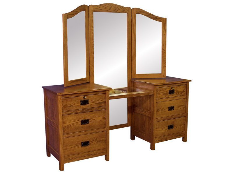 mission country furniture vanities and dressing tables brandenberry amish furniture