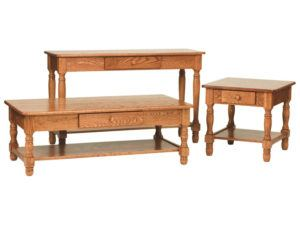 Country Occasional Table Collection