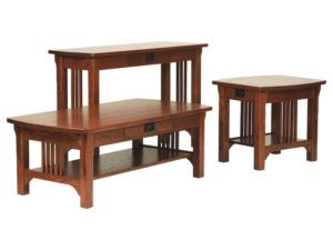 Craftsman Mission Occasional Table Collection
