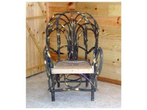 Deluxe Hickory King Chair