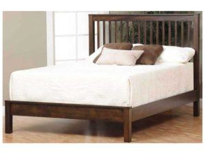 Economy Children's Slat Bed