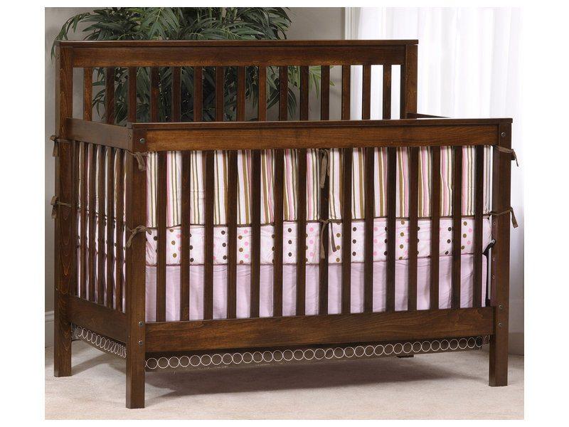 Economy Convertible Crib