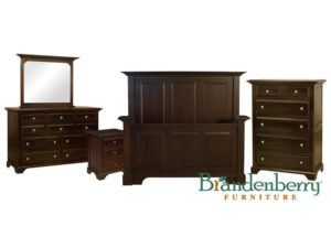 Escalade Bedroom Set