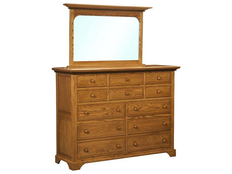 Escalade Dresser with Mirror