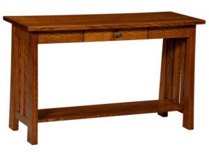 Freemont Open Mission Sofa Table