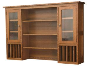 Freemont Mission Credenza Topper