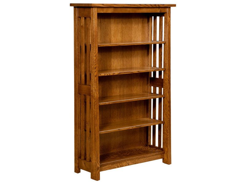 Freemont Open Mission Bookcase