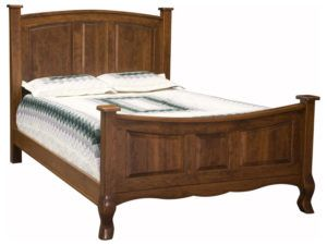 French Country Classic Bed