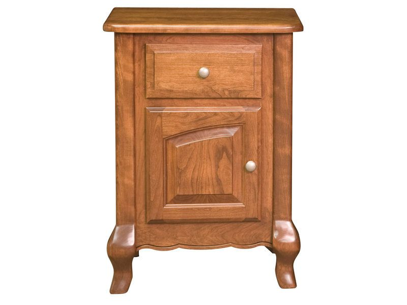 French Country Left Nightstand