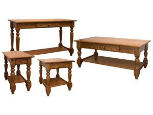 Grand Harvest Occasional Table Set