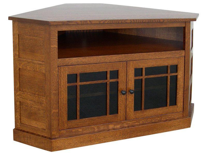 Granny Mission Corner TV Cabinet