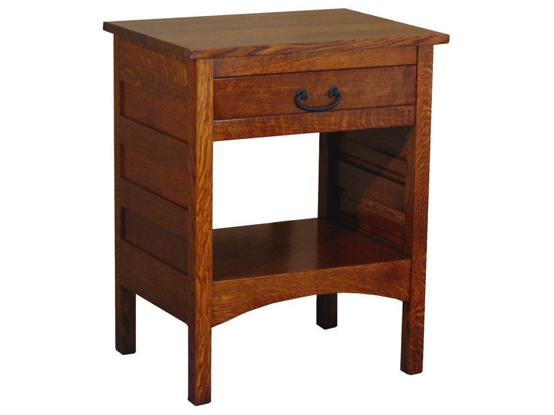 Granny Mission Open Nightstand
